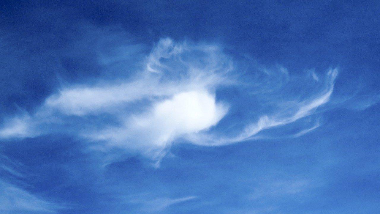 sky, cloud, cirrus